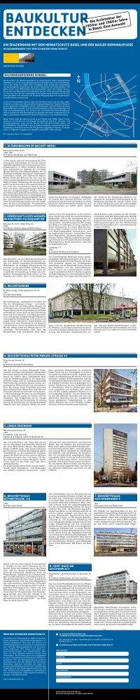 baukultur entdecken die architektur der 1950er und 1960er Jahre in ...
