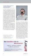 1 Dezember 2010 – Januar 2011 INHALT Impressum ... - artery Berlin - Page 6