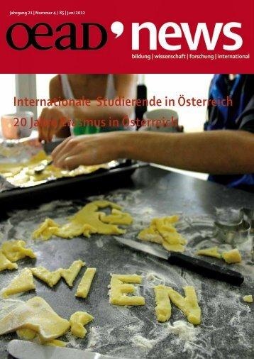 Miriam Schumi zu - Österreichischer Austauschdienst