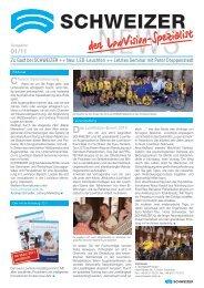 SchweizerNews_1/11 - Schweizer Optik