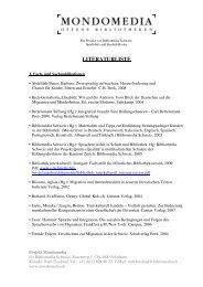 LITERATURLISTE - Mondomedia