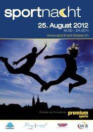 Tanzen - Sportnacht Basel