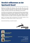 Tanzen - Sportnacht Basel - Seite 3