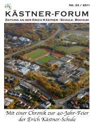 Kästner-Forum - Erich Kästner - Schule