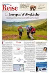 OÖN Klima Azoren - Weltweitwandern