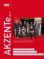 Akzente 04/2009 - BSA