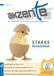 AKZENTE 2012-1_Leseprobe_Layout 1 - Diakonie der ...