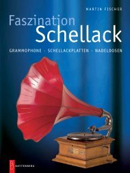 martin fischer · f aszina tion schella ck - Gietl Verlag