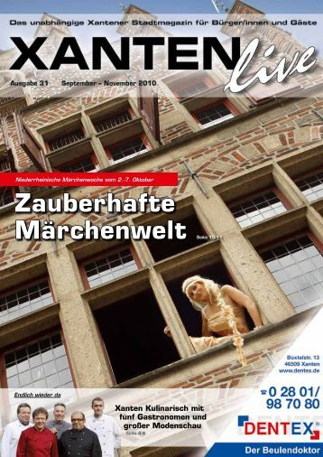 Zauberhafte Märchenwelt Seite 10-11 - Live Magazine