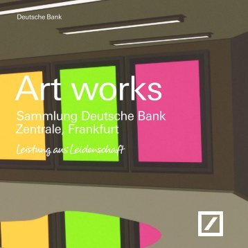 Art works - Deutsche Bank