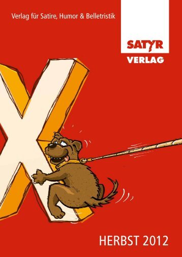 HERBST 2012 - Satyr Verlag