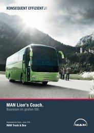 Lions Coach - MAN Truck & Bus