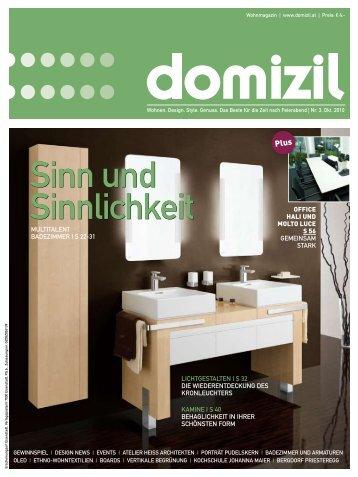 domizil - Arketipo