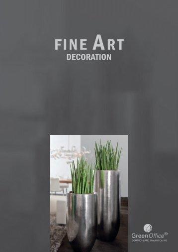 Fine Art Decoration Green Office 2011 - Decker ...