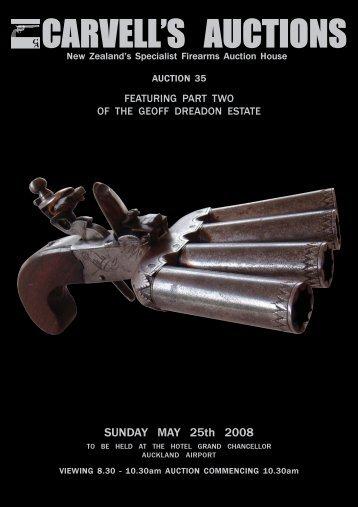 catalogue 35.p65 - Carvells Gun Auctions