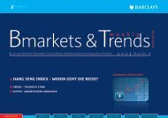 DAB bank - Bmarkets & Trends