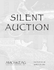 Amoskeag Auction Company