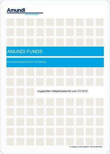 AMUNDI FUNDS - Skandia