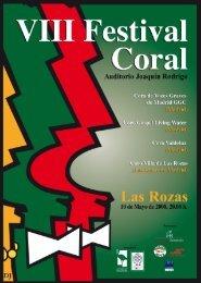 FESTIVAL CORAL 07.qxd - Coro Valdeluz