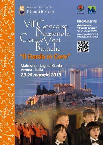 Malcesine | Lago di Garda Verona # Italia 23-26 maggio 2013