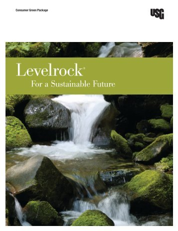 IG1762 Levelrock Consumer Green Package