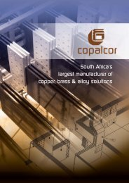 Product Catalogue - Copalcor