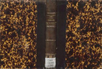 virgilio - Biblioteca Nacional