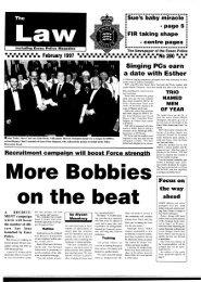 Singing PCs earn - Essex Police