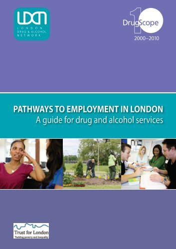 PATHWAYS TO EMPLOYMENT IN LONDON A guide for ... - LDAN