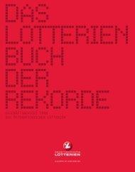 Geschäftsbericht 2008 der österreichischen Lotterien