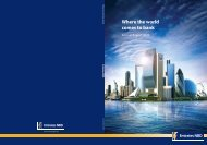 Where the world comes to bank - Emirates NBD