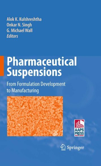 Preclinical Development for Suspensions