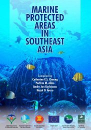 Marine Protected Areas in Southeast Asia - Community Home Page