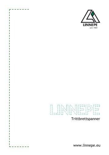 www.linnepe.eu Trittbrettspanner - A. Linnepe GmbH