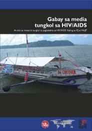 Gabay sa media tunGkol sa HiV/aids - Asia & Pacific - International ...