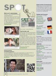 Web-tv om it i undervisningen Systemer med it-resurser: Fagportaler ...