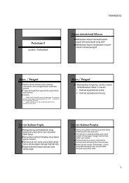 Pertemuan 8 Tujuan instruksional Khusus Alinea / Paragraf Alinea ...