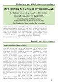 genossenschaft - Wohnungsgenossenschaft Trachau-Nord eG - Page 3