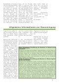 genossenschaft - Wohnungsgenossenschaft Trachau-Nord eG - Page 7