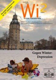 Interview Gegen Winter- Depression - Fachschaft WiWi