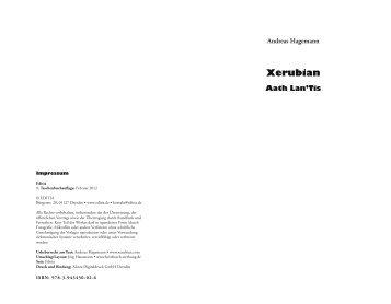 Xerubian Softcover - Innensatz.indd - Editia