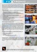 Thermal Management Lösungen und Elektromechanik - Foxtronic - Seite 3