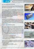 Thermal Management Lösungen und Elektromechanik - Foxtronic - Seite 4