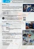 Thermal Management Lösungen und Elektromechanik - Foxtronic - Seite 5