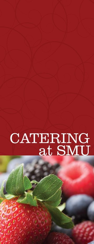 at SMU CATERING - CampusDish