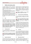 Operating instructions UPT-606 - ropex.de - Page 3