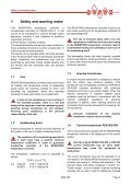 Operating instructions RES-406 - ropex.de - Page 3