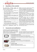 Operating instructions RES-406 - ropex.de - Page 6