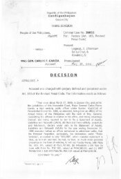 People of the Philippines, Criminal Case No. 28052 - Sandiganbayan