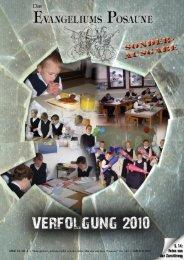 Termine 2010 - Die Gemeinde Gottes